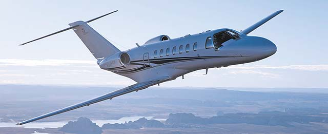 Cessna-Citation-CJ3-M2-training