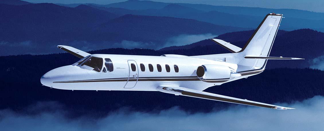 Cessna-Citation-I-II-SII-V-training