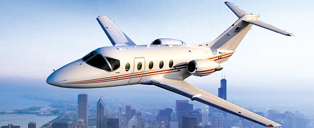 Beechjet 400A, Hawker 400XP Training for Pilots by FlightSafety