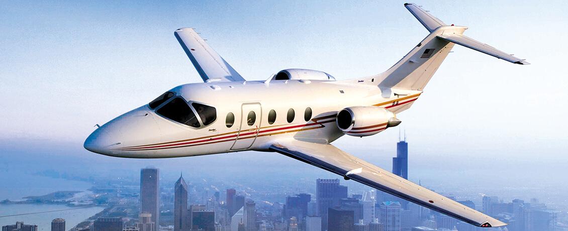 Beechcraft-400A-hawker-400XP-training