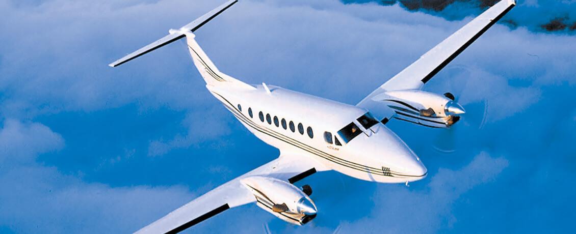 Beechcraft-King-Air-300-350-training