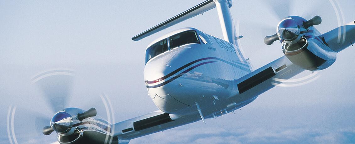Beechcraft-King-Air-90-100-200-training