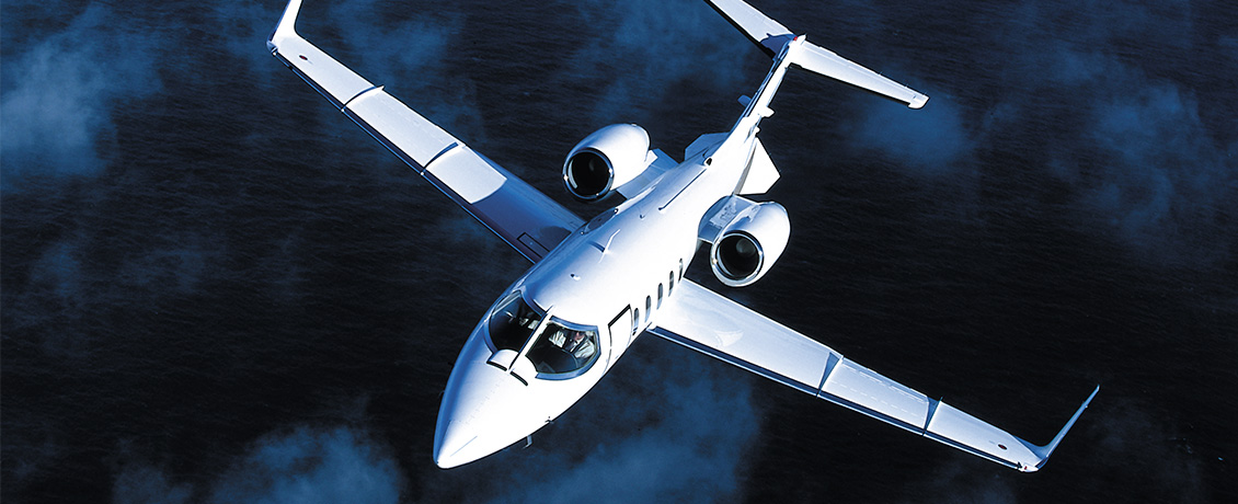 Bombardier-Learjet-31A-training