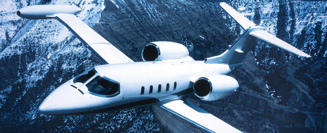 Bombardier-Learjet-35A-training