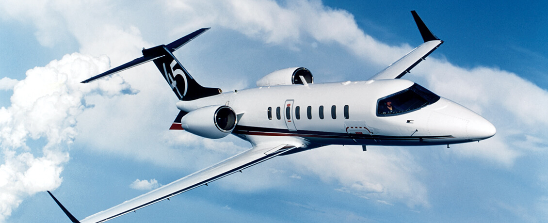 Bombardier-Learjet-45-training