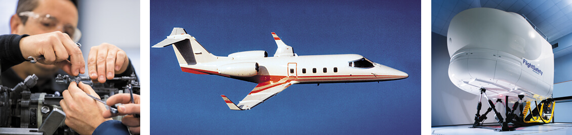 Bombardier-Learjet-55-Strip