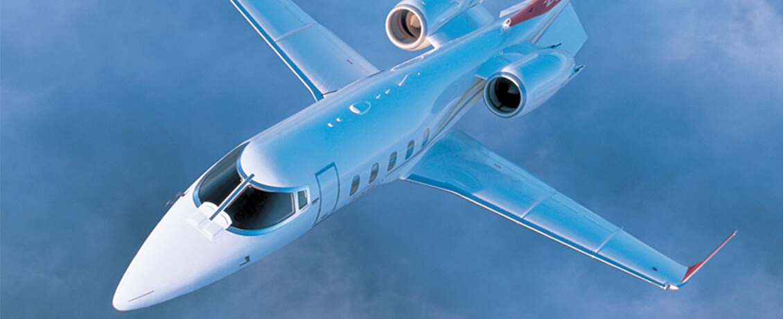 Bombardier-Learjet-60-training
