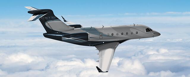 Embraer-Legacy-450-500