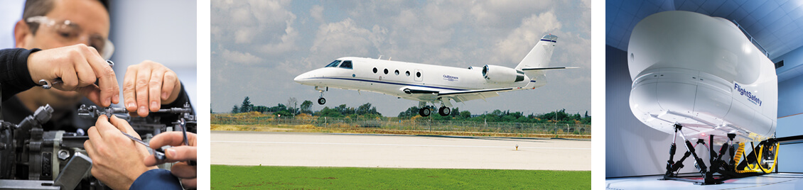 Gulfstream-G150-training