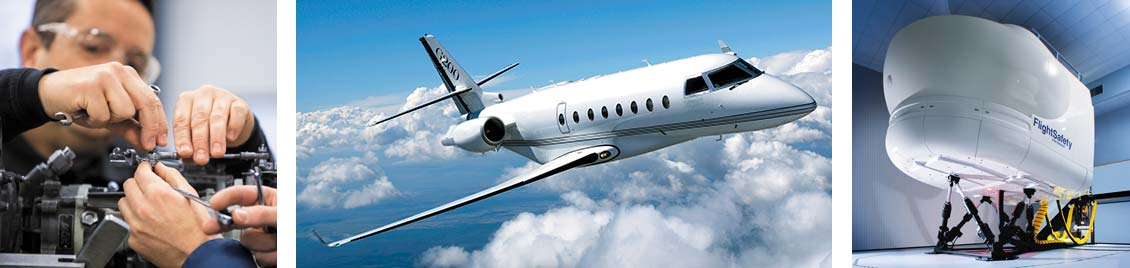 Gulfstream-G200-training