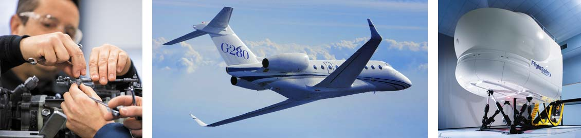 Gulfstream-G280-training