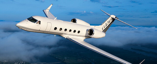 Gulfstream-G450-training