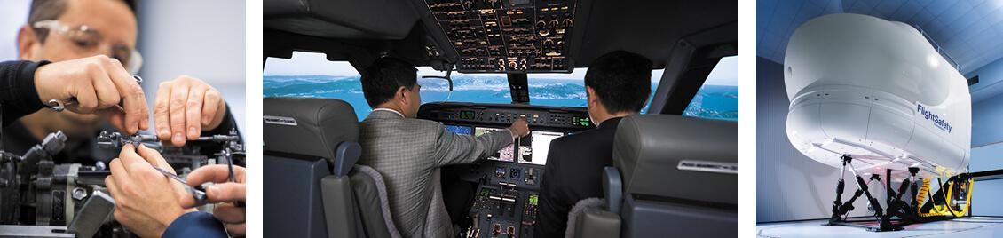 Gulfstream-G450-training