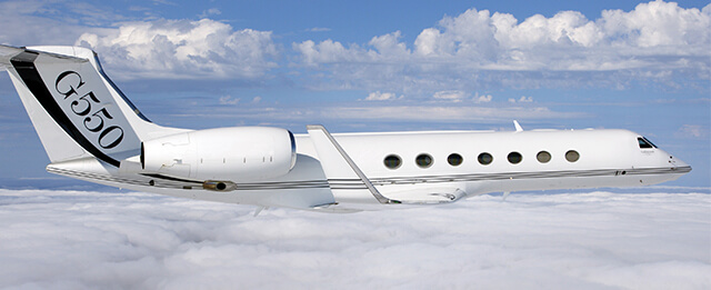 Gulfstream-G550-training