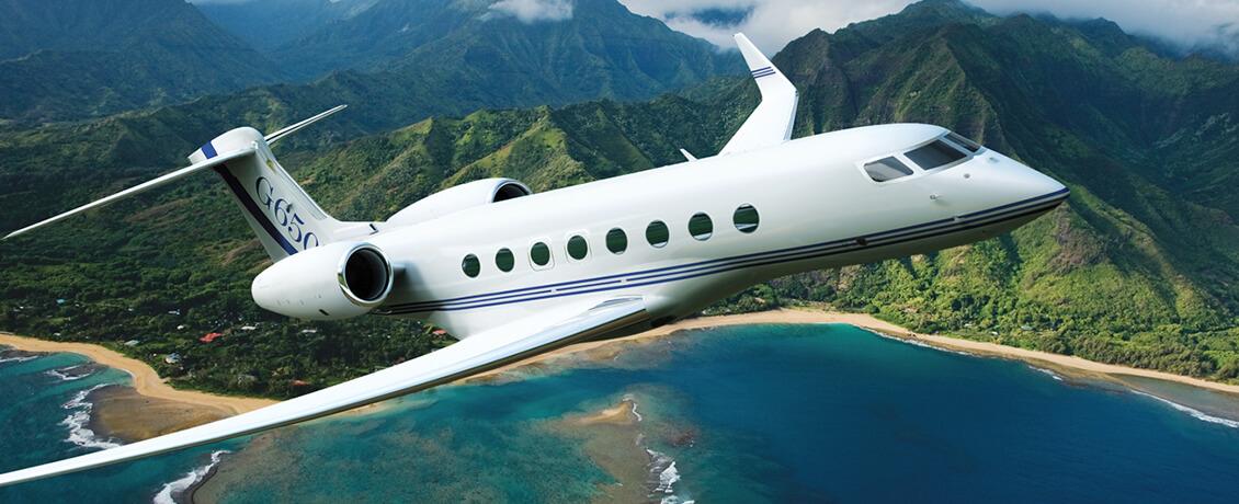 Gulfstream-G650-training