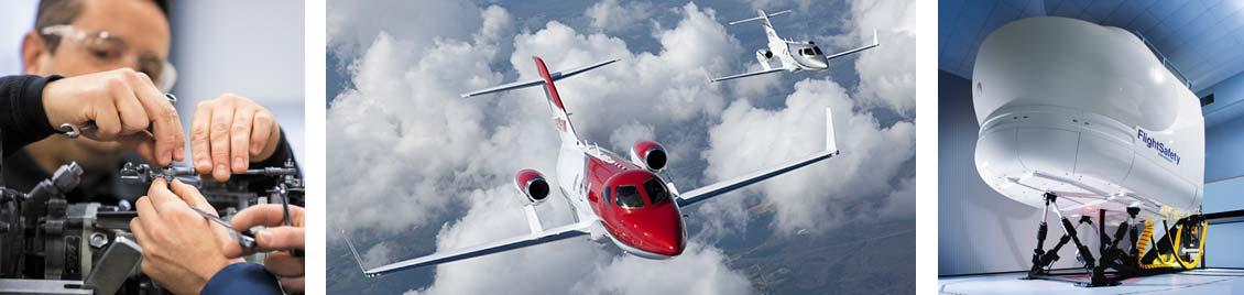 Honda-Aircraft-HondaJet-training