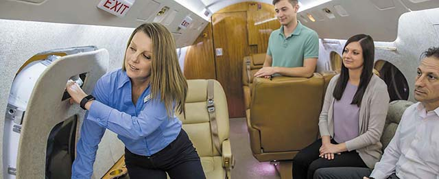 cabin-flight-attendant-dispatcher-specialty-training