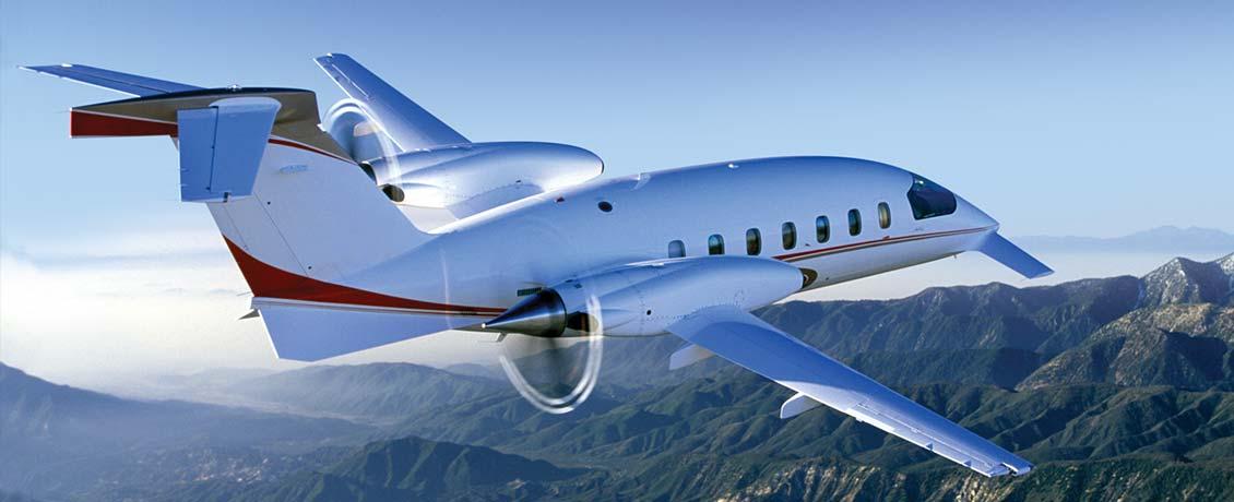 Piaggio-Aero-P180-Avanti-training